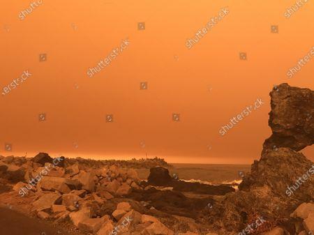 Editorial picture of Bushfires in Australia, Clifton Creek - 04 Jan 2020