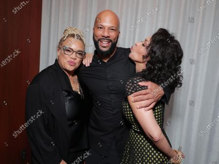 Kasi Lemmons - Director/Writer, Common and Debra Martin Chase - Producer