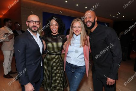 Peter Kujawski - Chairman of Focus Features, Debra Martin Chase - Producer, Daniela Taplin Lundberg - Producer and Common