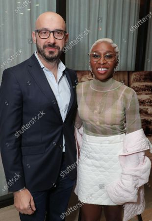 Peter Kujawski - Chairman of Focus Features and Cynthia Erivo