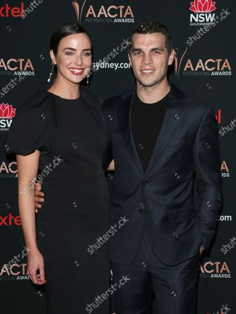 Editorial image of 9th Annual Australian Academy of Cinema and Television Arts International Awards, Arrivals, Mondrian, Los Angeles, USA - 03 Jan 2020