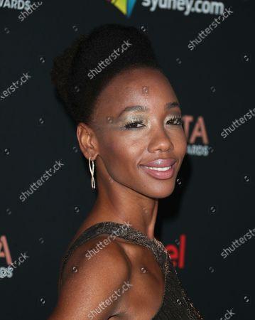 Stock Image of Charmaine Bingwa