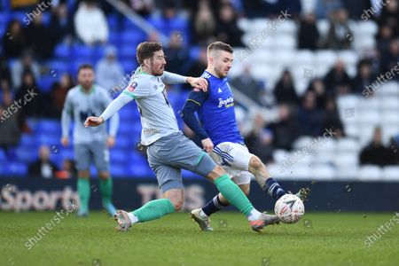 Editorial image of Birmingham City v Blackburn Rovers, Emirates FA Cup 3rd Round, Football, St Andrews, Birmingham, UK - 04 Jan 2020