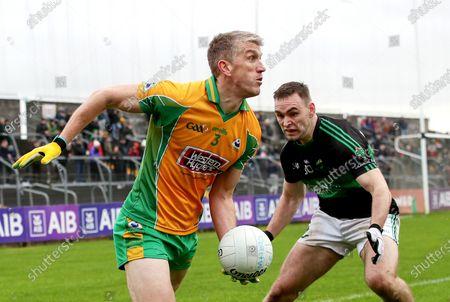 Editorial image of AIB GAA Football All-Ireland Senior Club Championship Semi-Final, Cusack Park, Ennis, Co. Clare - 04 Jan 2020