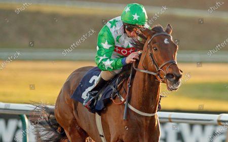 Editorial photo of Horse Racing - 04 Jan 2020