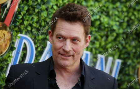 Stock Picture of James Tupper