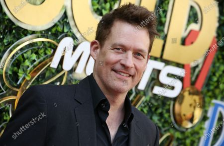 Stock Image of James Tupper