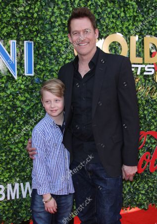 James Tupper and son