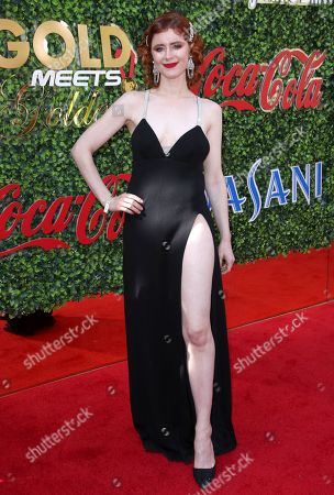 Editorial image of 7th Annual Gold Meets Golden Brunch Event, Arrivals, Virginia Robinson Gardens, Los Angeles, USA - 04 Jan 2020