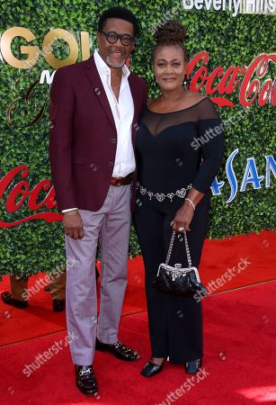 Editorial picture of 7th Annual Gold Meets Golden Brunch Event, Arrivals, Virginia Robinson Gardens, Los Angeles, USA - 04 Jan 2020