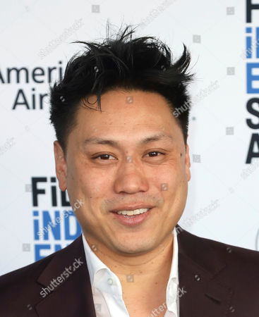Jon M. Chu attends the 2020 Film Independent Spirit Awards Nominee Brunch at the Boa Steakhouse, in West Hollywood, Calif