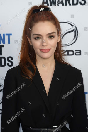 Editorial picture of 2020 Film Independent Spirit Awards Nominee Brunch, West Hollywood, USA - 04 Jan 2020