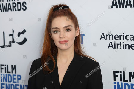 Stock Photo of Dana Melanie attends the 2020 Film Independent Spirit Awards Nominee Brunch at the Boa Steakhouse, in West Hollywood, Calif