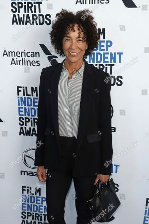 Stephanie Allain attends the 2020 Film Independent Spirit Awards Nominee Brunch at the Boa Steakhouse, in West Hollywood, Calif