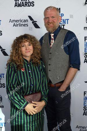 Editorial photo of 2020 Film Independent Spirit Awards Nominee Brunch, West Hollywood, USA - 04 Jan 2020