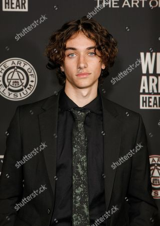 Editorial photo of The Art of Elysium's 13th Annual Heaven Gala, Arrivals, Palladium, Los Angeles, USA - 04 Jan 2020