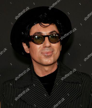 Stock Image of Pete Molinari