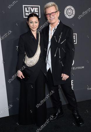 Editorial image of The Art of Elysium's 13th Annual Heaven Gala, Arrivals, Palladium, Los Angeles, USA - 04 Jan 2020