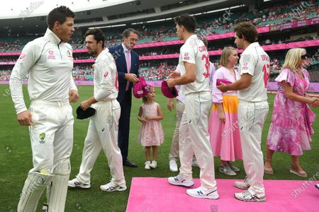 Editorial image of Third Test Match between Australia and New Zealand in Sydney - 05 Jan 2020