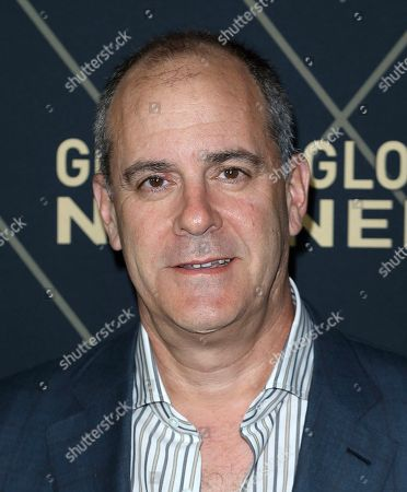David Nevins attends the 2020 Showtime Golden Globe Nominees Celebration at the Sunset Tower Hotel, in Los Angeles