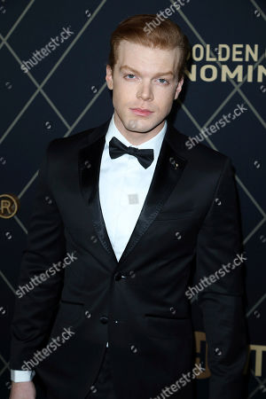 Cameron Monaghan attends the 2020 Showtime Golden Globe Nominees Celebration at the Sunset Tower Hotel, in Los Angeles