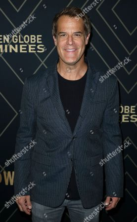 Josh Stamberg attends the 2020 Showtime Golden Globe Nominees Celebration at the Sunset Tower Hotel, in Los Angeles