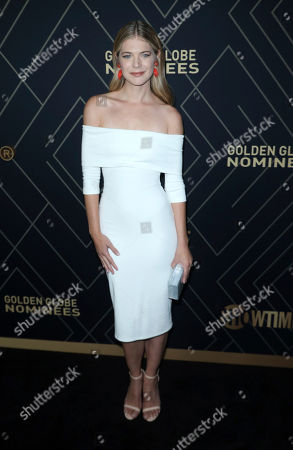 Editorial image of 2020 Showtime Golden Globe Nominees Celebration, Los Angeles, USA - 04 Jan 2020