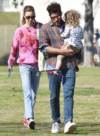 Whitney Port, husband Tim Rosenman and son, Sonny Sanford Rosenman