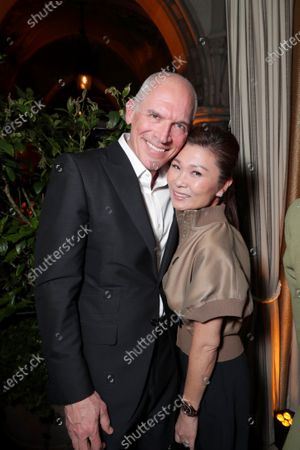 Editorial picture of Lionsgate Golden Globes Party, Los Angeles, USA - 04 Jan 2020