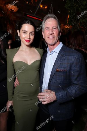 Editorial image of Lionsgate Golden Globes Party, Los Angeles, USA - 04 Jan 2020