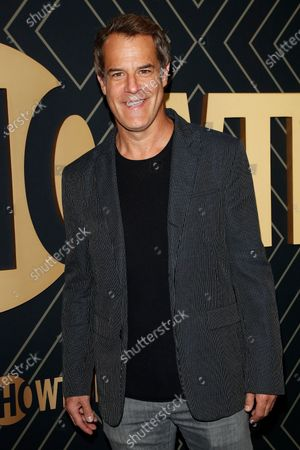 Josh Stamberg arrives for the Showtime Golden Globe Nominees Celebration at the Sunset Tower Hotel in West Hollywood, California, USA, 04 January 2020.