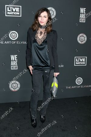 Editorial image of The Art of Elysium's 13th Annual Heaven Gala, Arrivals, Palladium, Los Angeles, USA - 04 Jan 2020