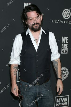 Stock Picture of Shooter Jennings