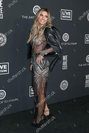 Editorial photo of The Art of Elysium's 13th Annual Heaven Gala, Arrivals, Palladium, Los Angeles, USA - 04 Jan 2020