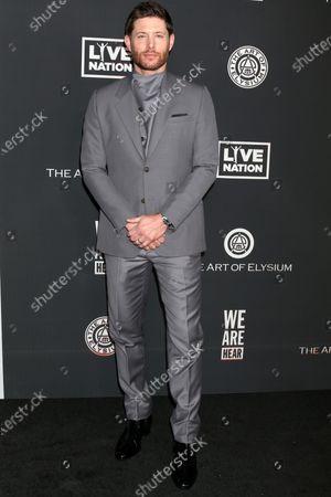Stock Photo of Jensen Ackles