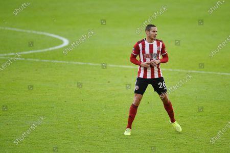 Jack Rodwell of Sheffield United.