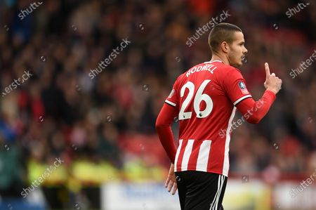 Editorial picture of Sheffield United v AFC Fylde, Emirates FA Cup 3rd Round, Football, Bramall Lane, Sheffield, UK - 05 Jan 2020