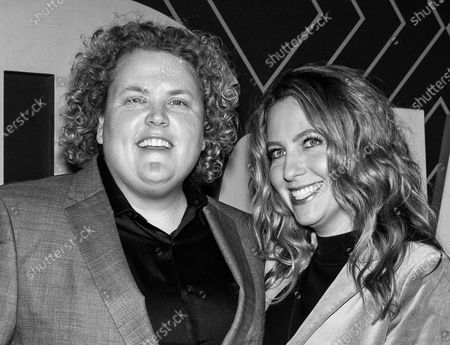 Stock Photo of Fortune Feimster and Jaclyn Smith