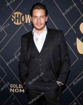 Editorial image of Showtime Golden Globe Nominees Celebration, Arrivals, Sunset Tower Hotel, Los Angeles, USA - 04 Jan 2020