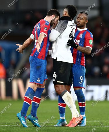 Editorial image of Crystal Palace v Derby County, Emirates FA Cup Third Round, Football, Selhurst Park, London, UK - 05 Jan 2020
