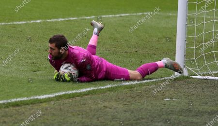 Stock Photo of Kristoffer Nordfeldt of Swansea City during Queens Park Rangers vs Swansea City, Emirates FA Cup Football at Loftus Road Stadium on 5th January 2020