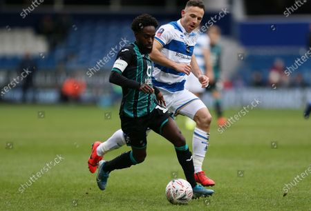 Editorial photo of Queens Park Rangers v Swansea City - FA Cup - Round 3 - 05 Jan 2020