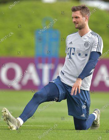Editorial photo of FC Bayern Munich training camp, Doha, Qatar - 05 Jan 2020
