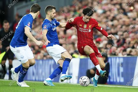 Editorial picture of Liverpool v Everton, The FA Cup - 05 Jan 2020