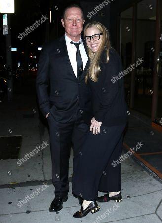 Robert Patrick and Barbara Patrick