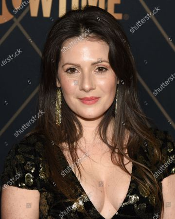 Editorial photo of Showtime Golden Globe Nominees Celebration, Arrivals, Sunset Tower Hotel, Los Angeles, USA - 04 Jan 2020