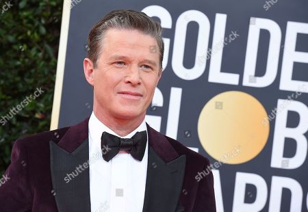 Billy Bush arrives at the 77th annual Golden Globe Awards at the Beverly Hilton Hotel, in Beverly Hills, Calif