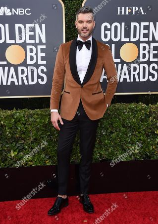 Editorial photo of 77th Annual Golden Globe Awards - Arrivals, Beverly Hills, USA - 05 Jan 2020