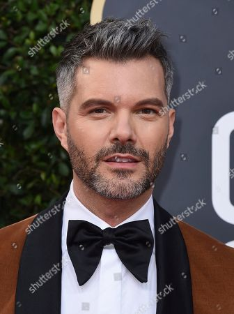 Editorial picture of 77th Annual Golden Globe Awards - Arrivals, Beverly Hills, USA - 05 Jan 2020