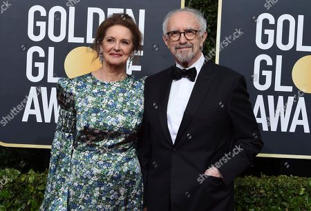 Editorial image of 77th Annual Golden Globe Awards - Arrivals, Beverly Hills, USA - 05 Jan 2020